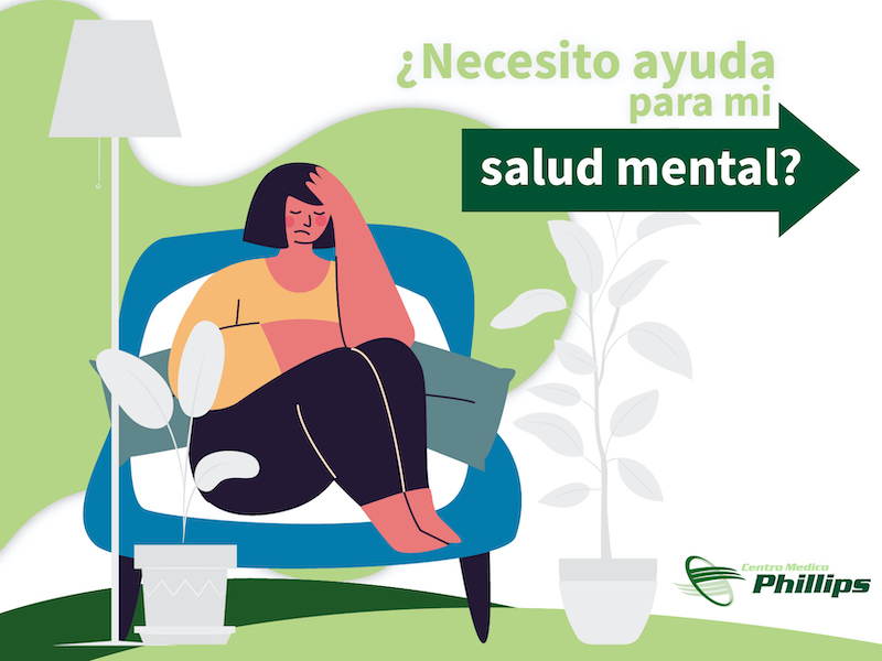 ¿Necesito ayuda para mi salud mental?