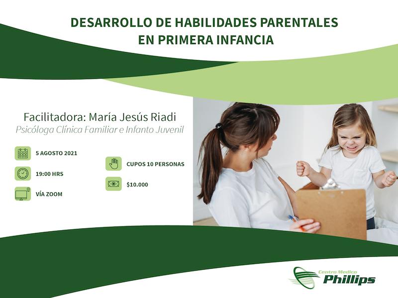 Taller de Habilidades Parentales en la Primera Infancia